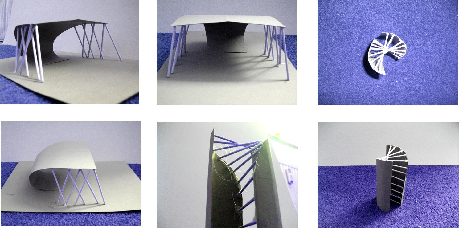 Hyperbolic cylinder sarai urrutia - Arquitecto espanol famoso ...